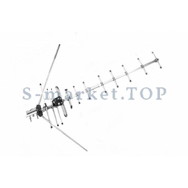 Антенна наружная всеволновая BAS-1331-DX Диапазон (активная)
