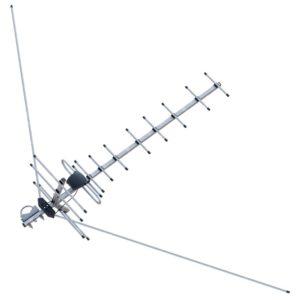 Антенна наружная всеволновая BAS-1334-F Диапазон МАКСИ (пассивная)