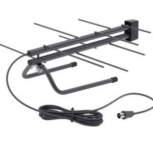 Антенна телевизионная комнатная ДМВ CADENA BAS-5133-USB активная